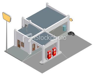 stock-illustration-12312887-isometric-gas-station.jpg (380×304)
