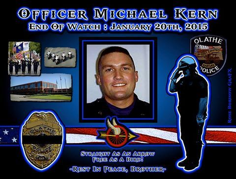 In Memoriam: Motor Officer Michael Kern