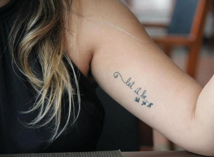 small arm tattoos - Google Search