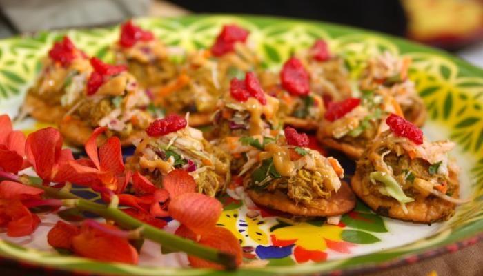 Malaysian Nachos   The Splendid Table