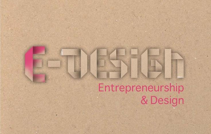 Nyt E-design logo til vores Promotion modul.  #KEA