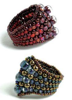 bead ring peyote - חיפוש ב-Google
