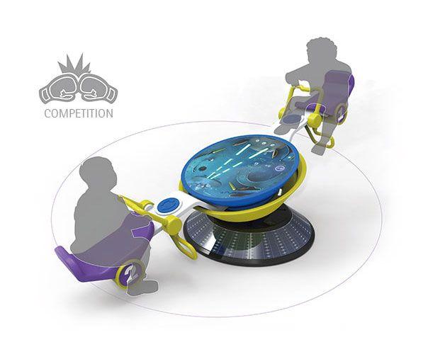 Rocking Pad - 2014 | concept | Red Dot Award: Design Concept
