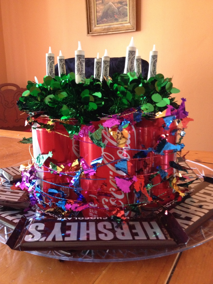 money cake gift money fun birthday cakes birthday gifts birthday ideas ...