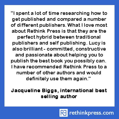 "Jacqueline Biggs, author of ""Marketing To Win"""