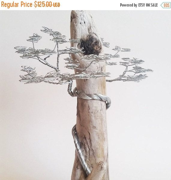 Summer sale Bonsai Wire Tree / Bonsai Tree / by BonsaiWireTree