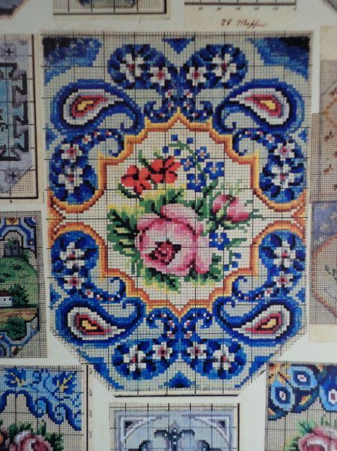 Berlin WoolWork Purse Pattern