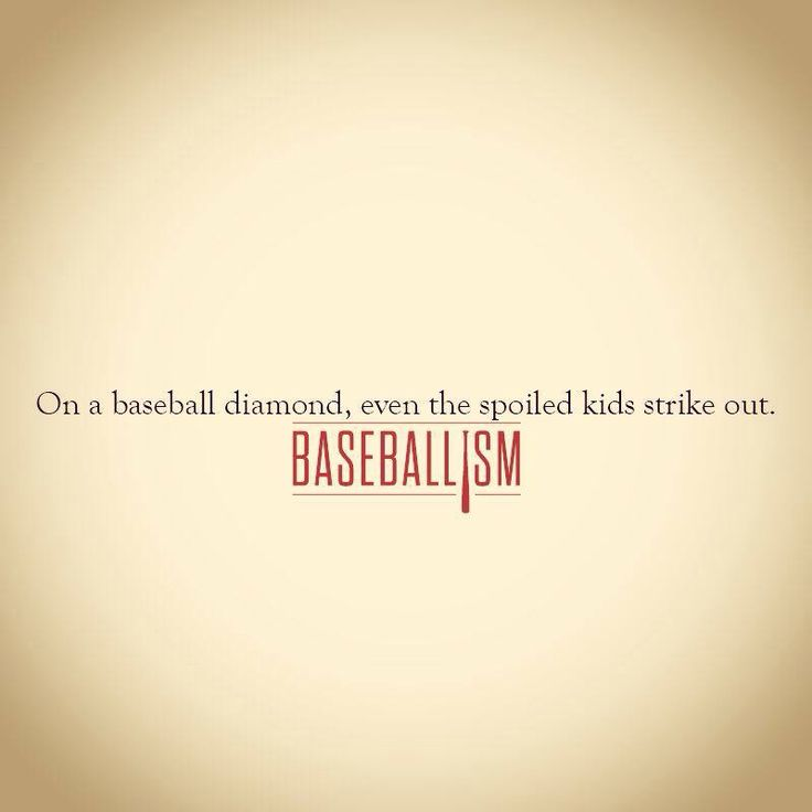 Baseballism.