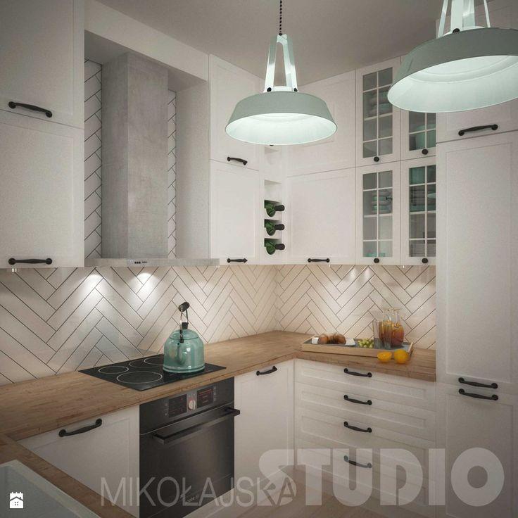 Piękna kuchnia - zdjęcie od MIKOŁAJSKAstudio - Kuchnia - Styl Skandynawski - MIKOŁAJSKAstudio