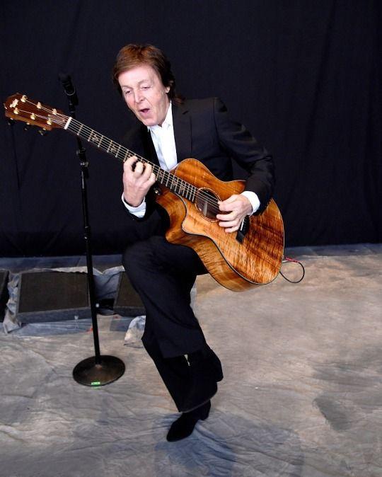 Paul McCartney, Grammys 2015.