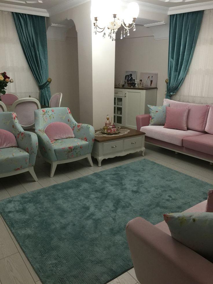 Country dekorasyon salon