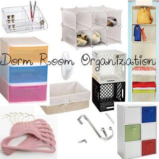 Prep at the Beach: Dorm Room Organization