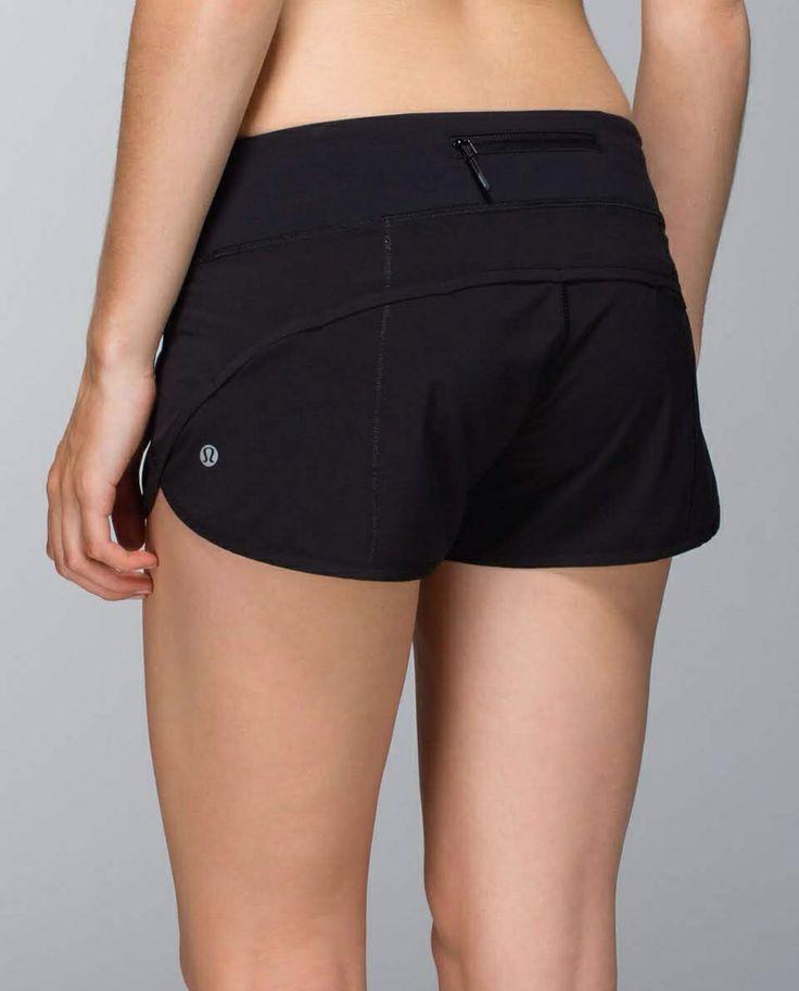 Lulemon running shorts