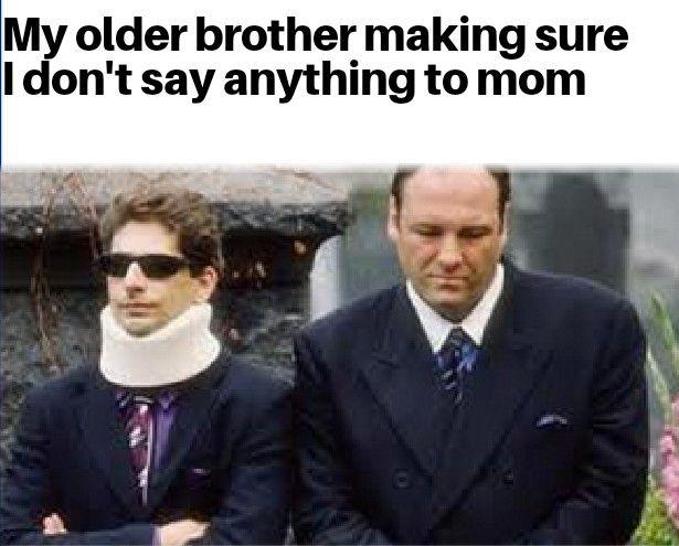 Neck Brace Meme