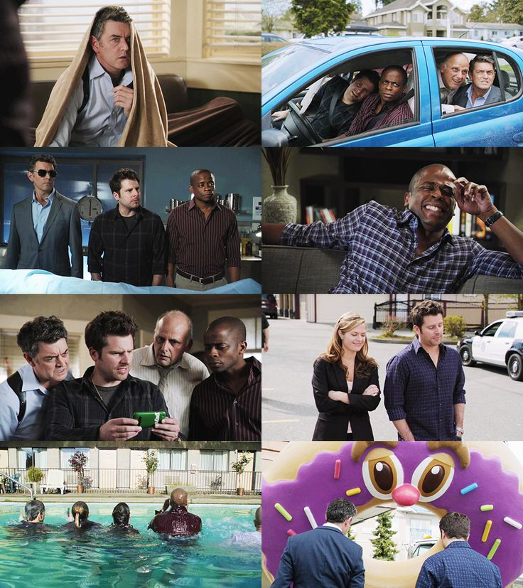 """OMG I LOVED THIS SHOW THIS ONE WAS where they all got drunk @spyro1100 the episode is called """"Last Night Gus."""""""