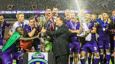 Orlando City Soccer 2013 USL Champions