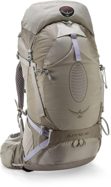 My pack!! 2015 April-Osprey Aura 50 AG EX Pack - Women's - REI.com