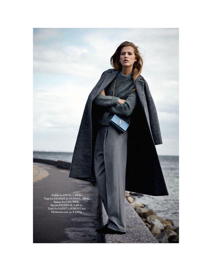 Wind Of Change: Laura Julie By Mariya Pepelanova For Eurowoman October 2014