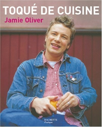 Toqué de cuisine de Jamie Oliver