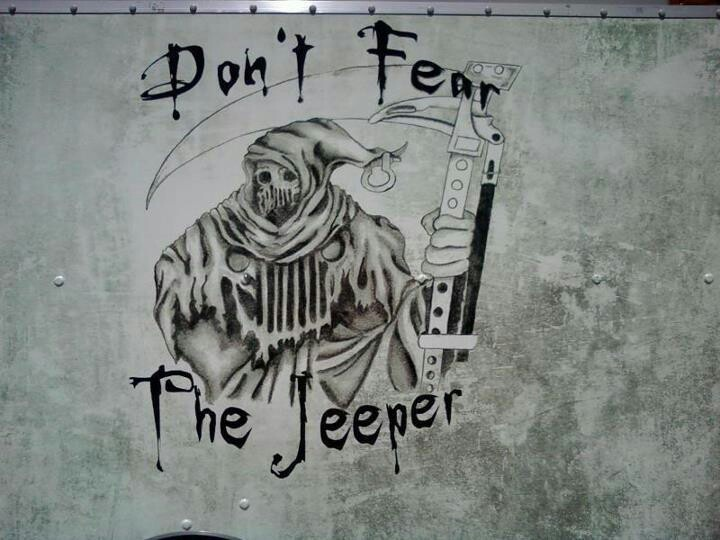 Don't fear the jeeper
