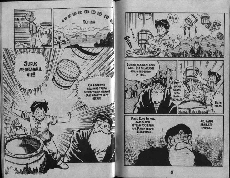 Kungfu Boy: Chapter 1 - Gambar 6