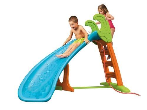 Feber Curve Slide Plus van Hoppa-Toys.nl. Van 49 euro voor 99,95 euro.