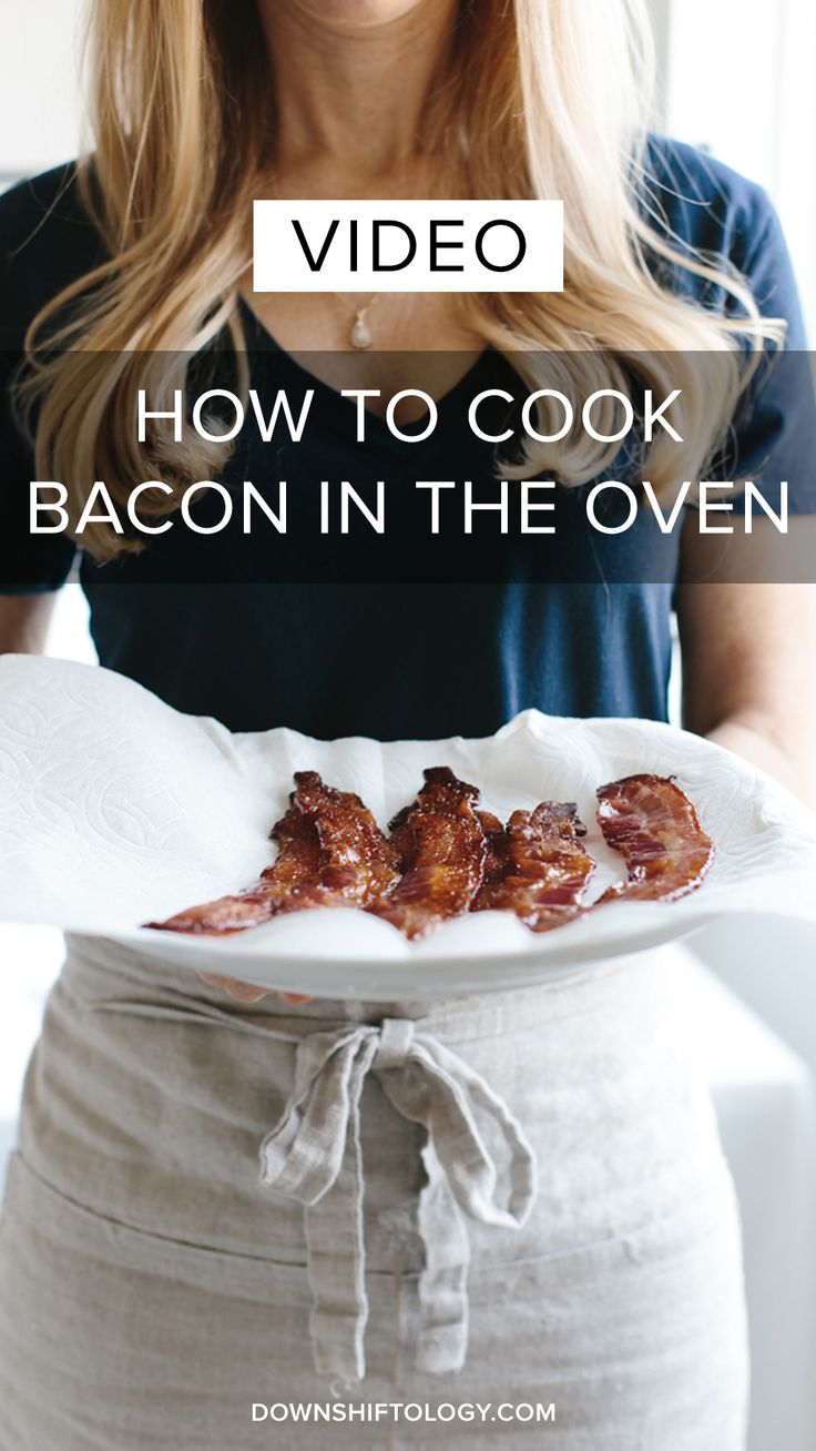 how to cook bacon healthy