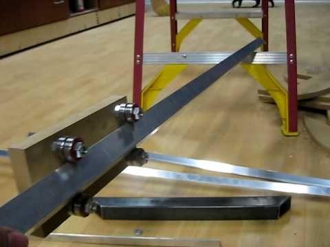 Building a CNC Machine Part 3 - Interesting linear bearing
