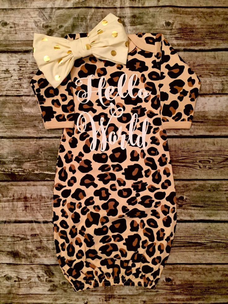 A personal favorite from my Etsy shop https://www.etsy.com/listing/259916338/hello-world-onesie-baby-girl-newborn