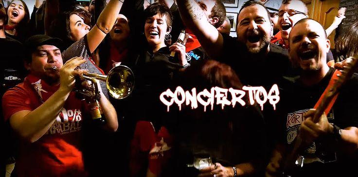 CONCIERTOS :: KERMAN :: Conciertos Madrid. Rock, punk, ska, reggae