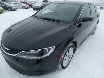 2015 Chrysler 200 LX located at our North Edmonton location. ***Brand New***
