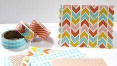 24 Inspirações para decorares com fita adesiva