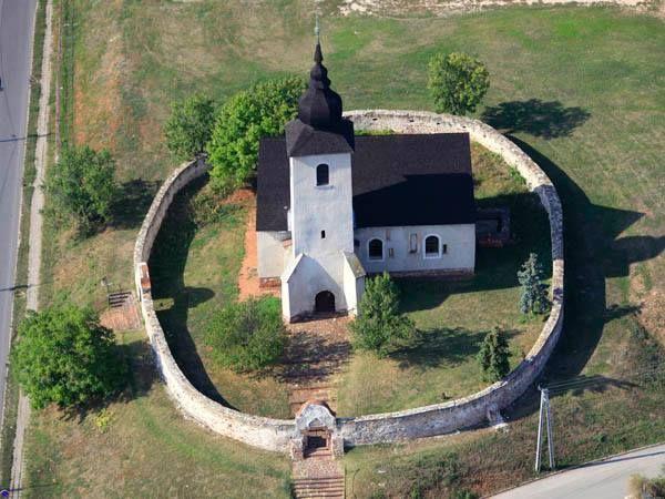 Fort Temple - Vörösberény, Hungary