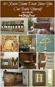 Image result for diy country decorating ideas