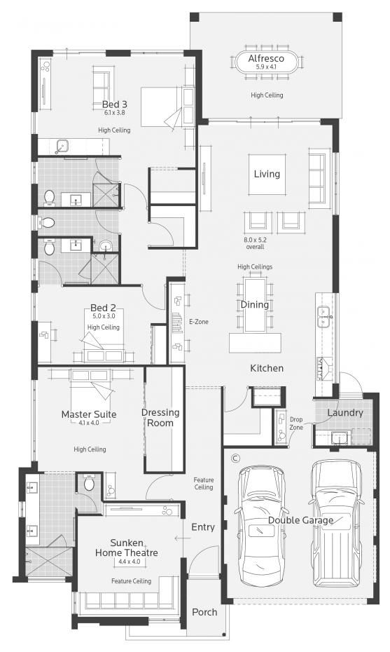 59 best Dream Home Designs images on Pinterest