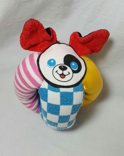 Dog Panda Rattle Ball By Playskool New Language Nursery Toys Pinterest Baby Einstein Toy Chest And