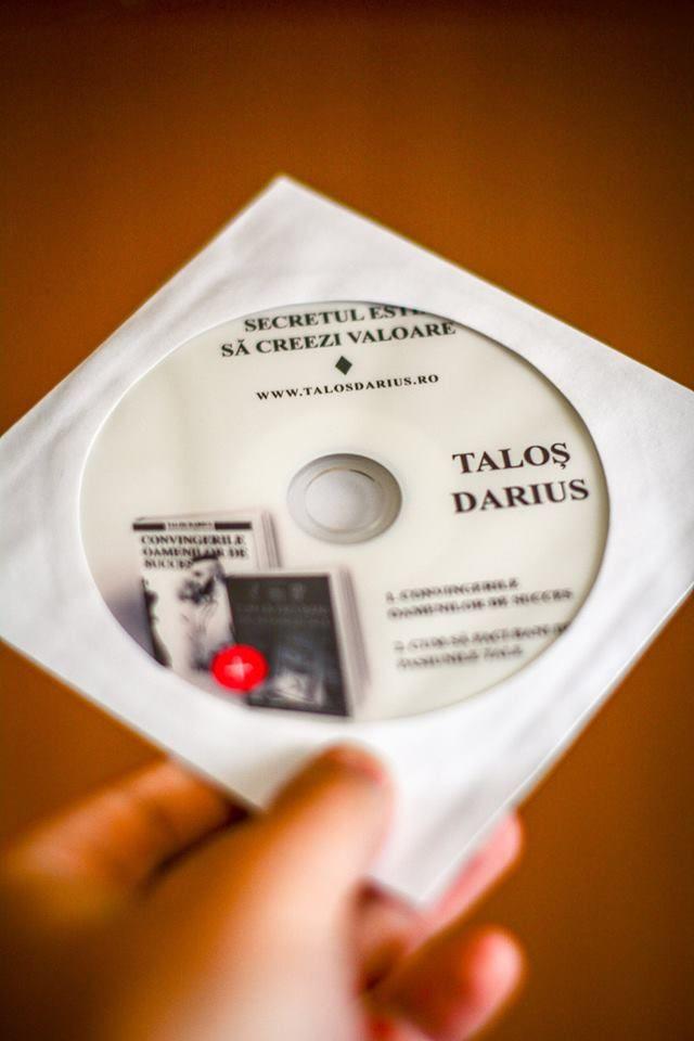 ' Nu a fost la latitudinea ta dorinţa de a primi viaţă sau nu, însă este în deplinătate la latitudinea ta, felul în care îţi faci #ieşirea '   # http://talosdarius.ro/produse/