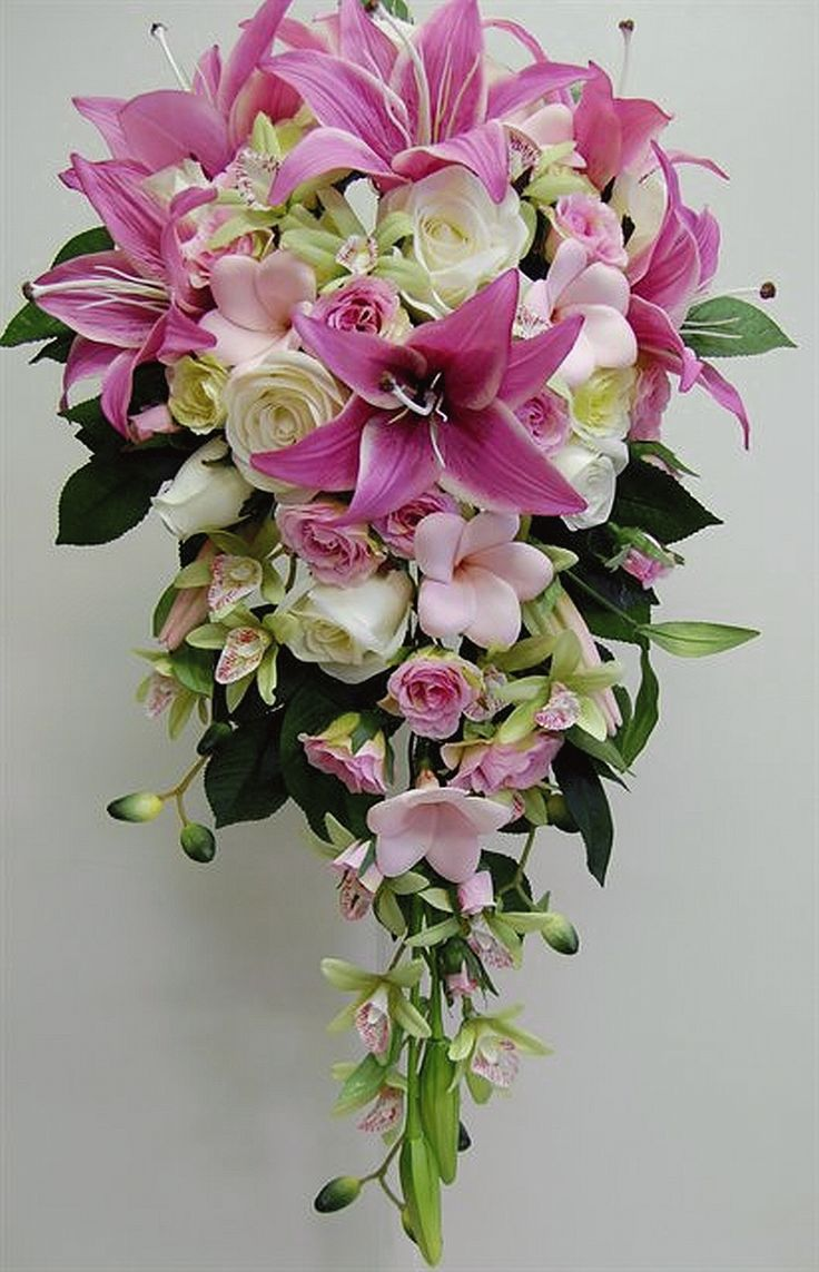 100 best asiatic lily wedding flowers images by wedding flowers wedding bouquets izmirmasajfo