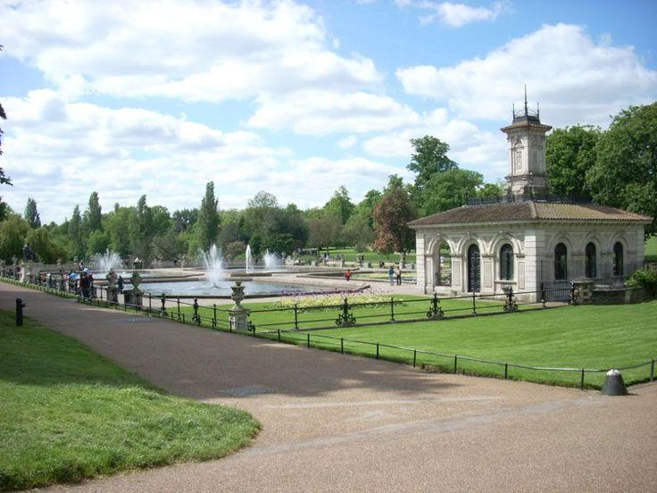 Hyde Park, London, England