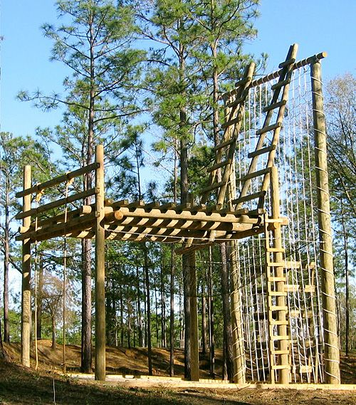 153 Best Rope Course Images On Pinterest