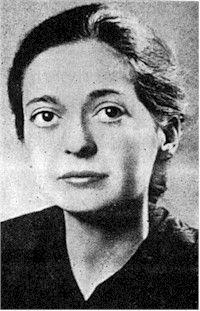 Joy Davidman (1915-1960)