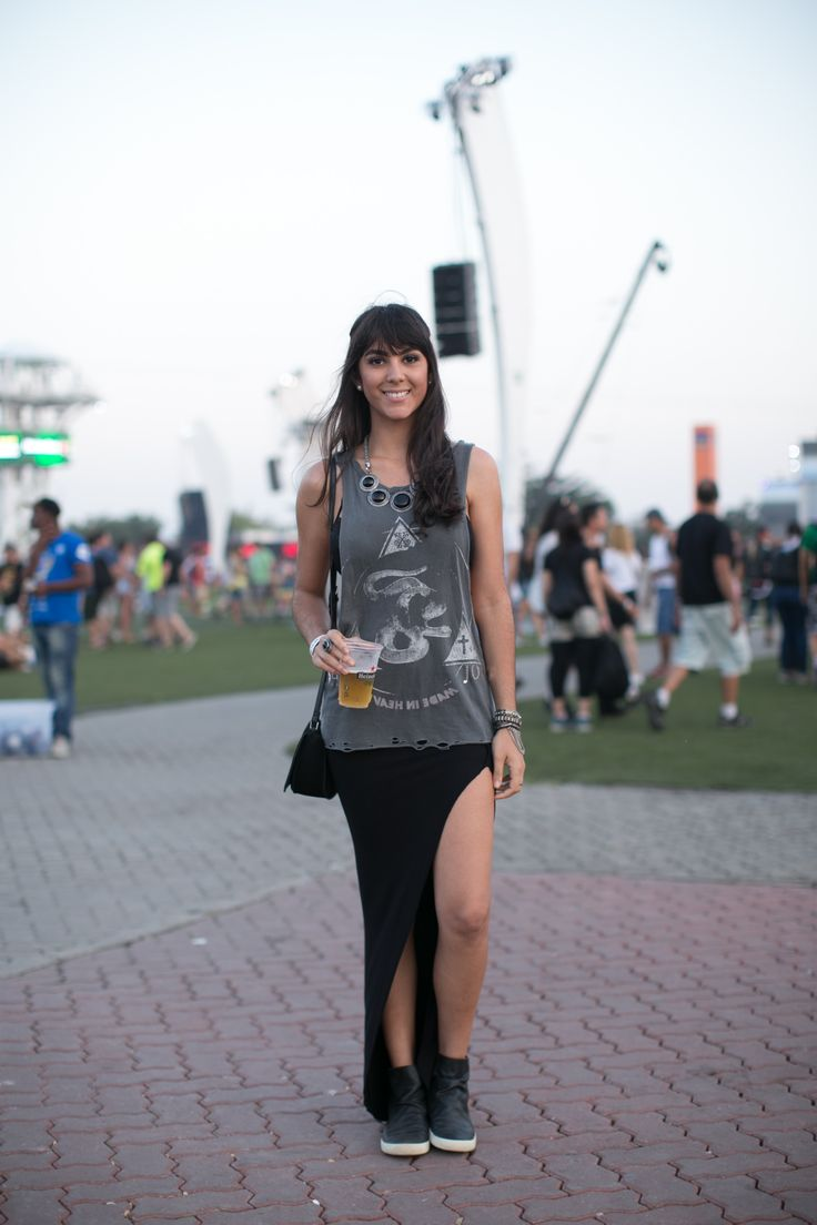OS LOOKS DO DIA DO METALLICA NO ROCK IN RIO 2015