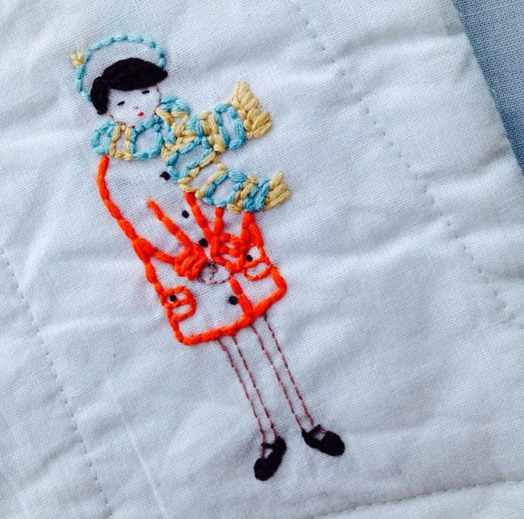 embroidery by aneela hoey