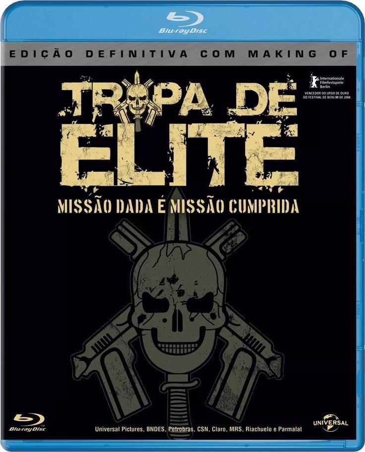 tropa de elite 1 - versão do diretor  #frete gratis