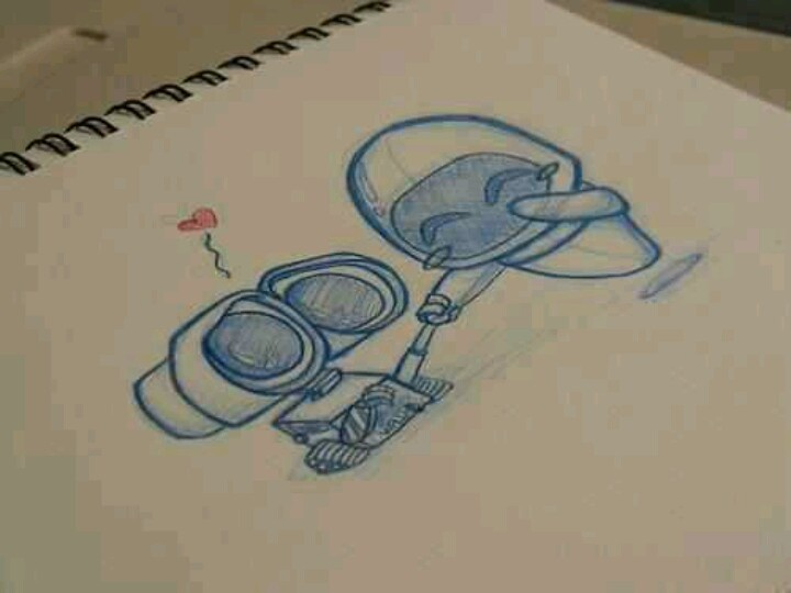 Wall e and eve tattoos pinterest for Wall e tattoo