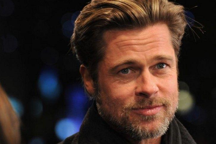 Brad Pitt New Hairstyle