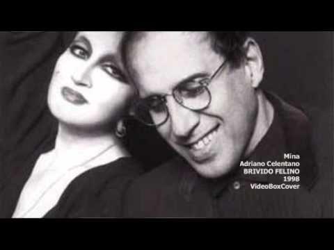 Brivido Felino - Mina & Adriano Celentano... Grandi!
