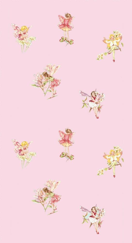Flower Fairies Pink från Jane Churchill
