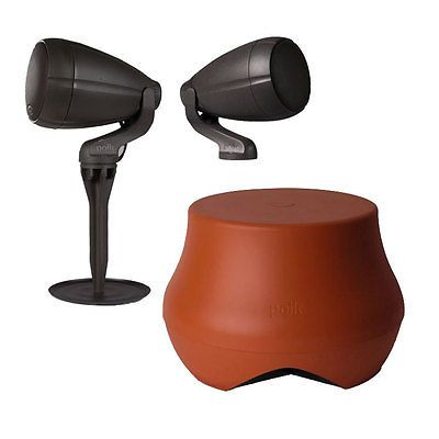 Polk Audio Atrium System (Ea) - Open Box All Weather Outdoor Speaker System
