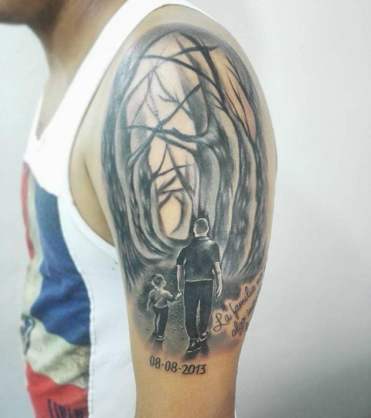 Tattoo Ideas Involving Family: Family Tattoo